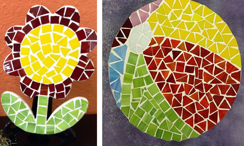 Mosaic camp projects